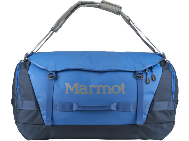 Marmot Long Hauler Duffel XL, peak blue/vintage navy